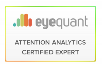 eyequant badge attention analytics certified expert